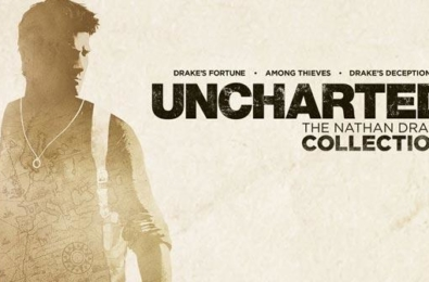 PlayStation Stay At Home Uncharted Collection