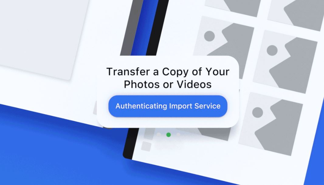 Facebook now allows users to transfer their photos directly to Google Photos 1
