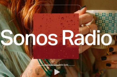 Sonos launches Sonos Radio, a free streaming radio service exclusively for Sonos users 1