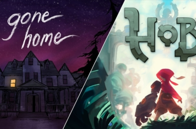 Gone Home and Hob are Epic's free games of the week 1
