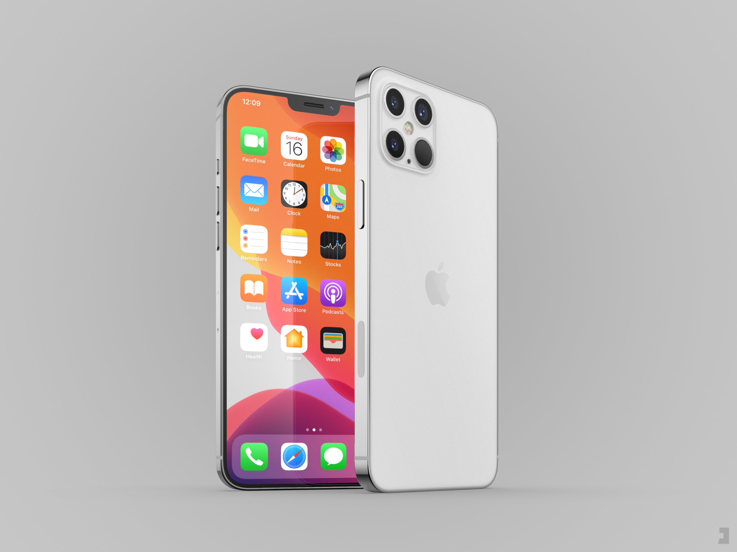 Apple's iPhone 12 Will Get a Radically New Look
