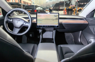 Telsa close to releasing long-awaited in-car Sentry Mode Viewer 1