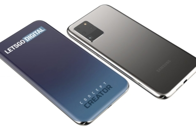 Samsung's future Galaxy flagships may not get screen in the corners 1