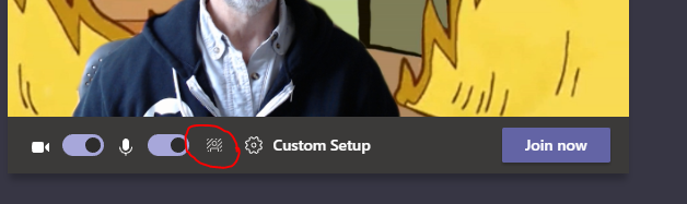 How To Set Your Own Custom Background During Microsoft Teams Video Call Mspoweruser