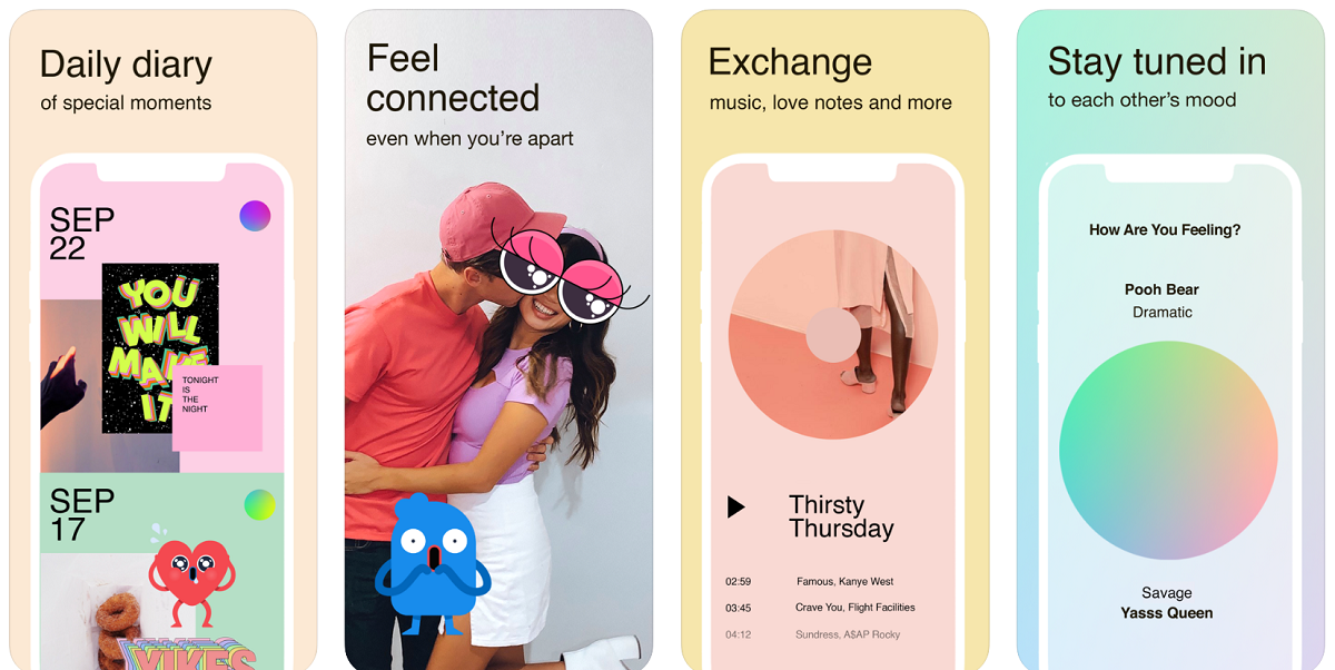 Facebook just dropped a messaging app for couples