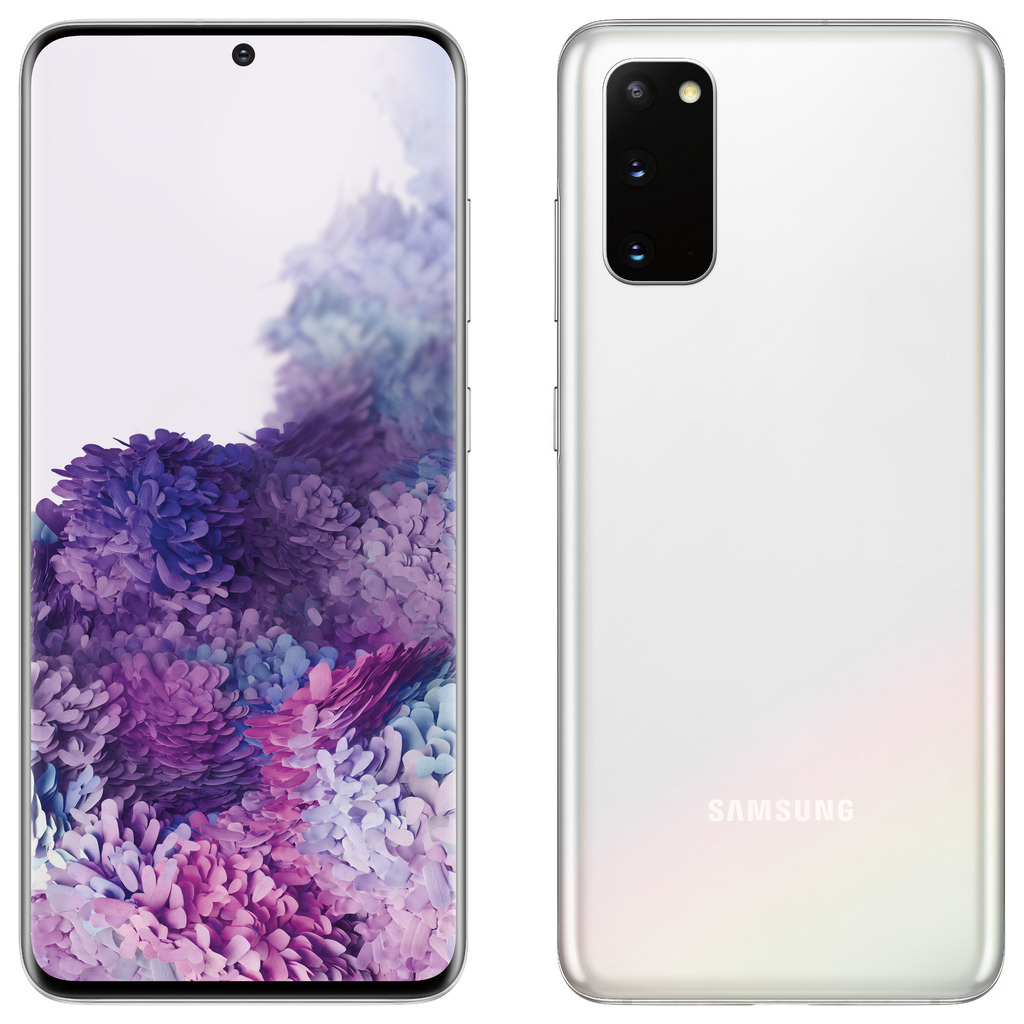 Samsung Galaxy S20 S20 Plus And S20 Ultra To Get A White Color Variant Mspoweruser
