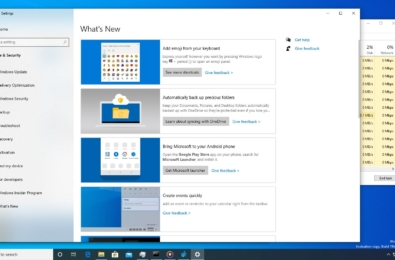 Microsoft is adding a great 'What's New' section to Windows 10 Settings 2