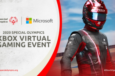 Xbox 2020 Special Olympics virtual gaming event