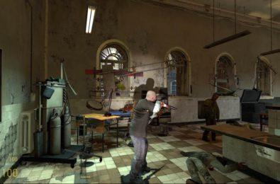 Half-Life Ravenholm