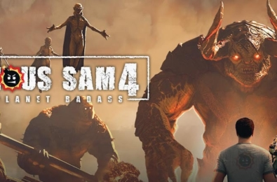 Serious Sam 4 Stadia exclusivity Xbox PlayStation 4