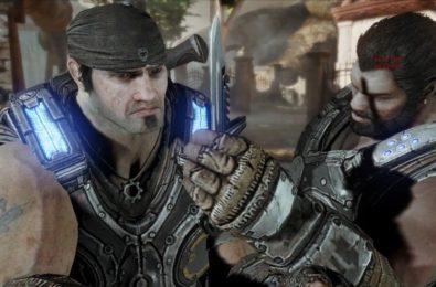 Gears of War 3 PS3 gameplay