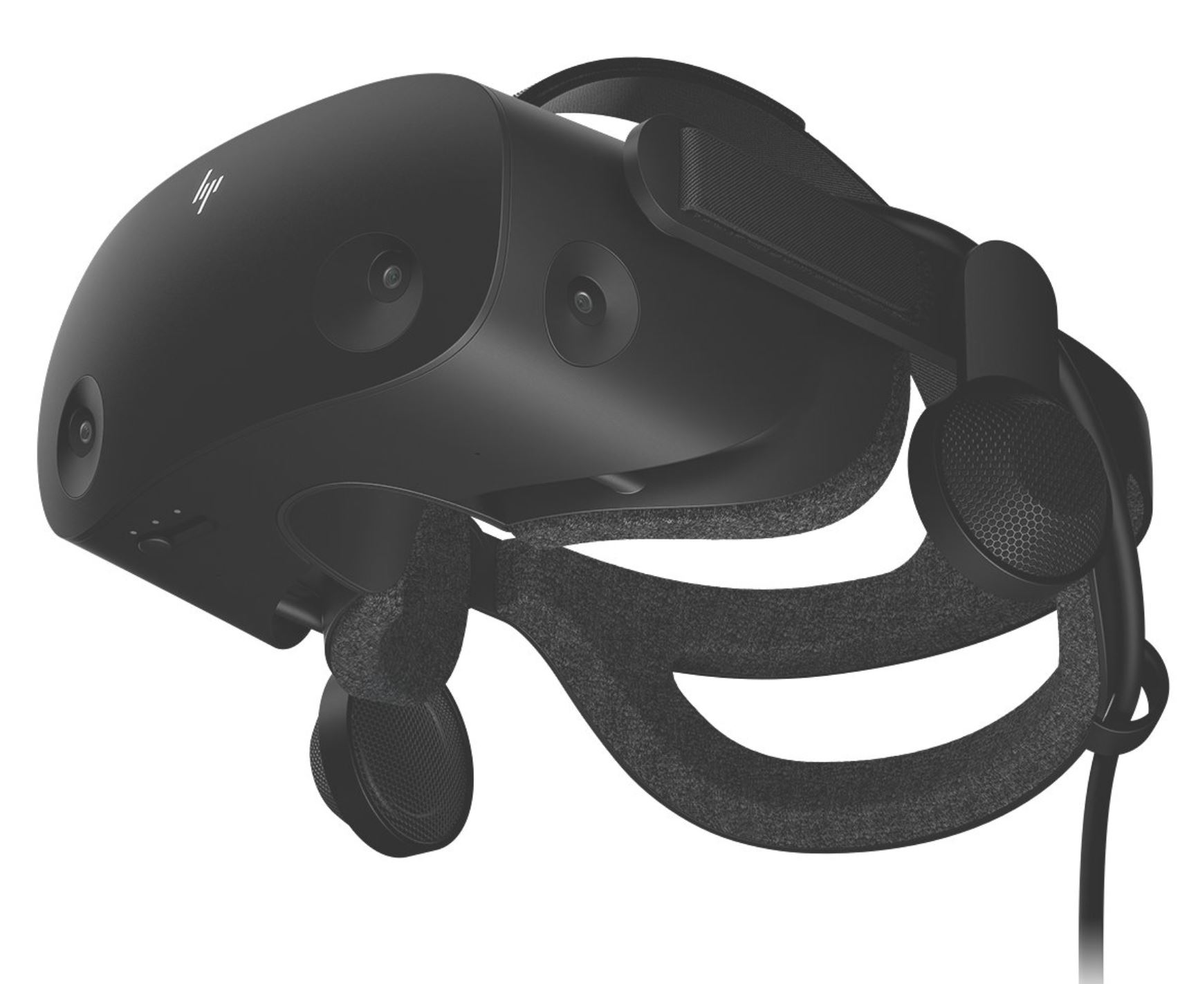 This is the next gen HP VR headset developed in