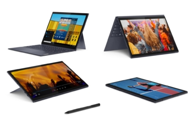 Lenovo takes on the Surface Pro 7 with the new Yoga Duet 7i 17