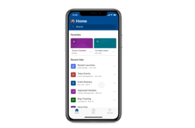 Microsoft Lists is a new app to share and track information 1
