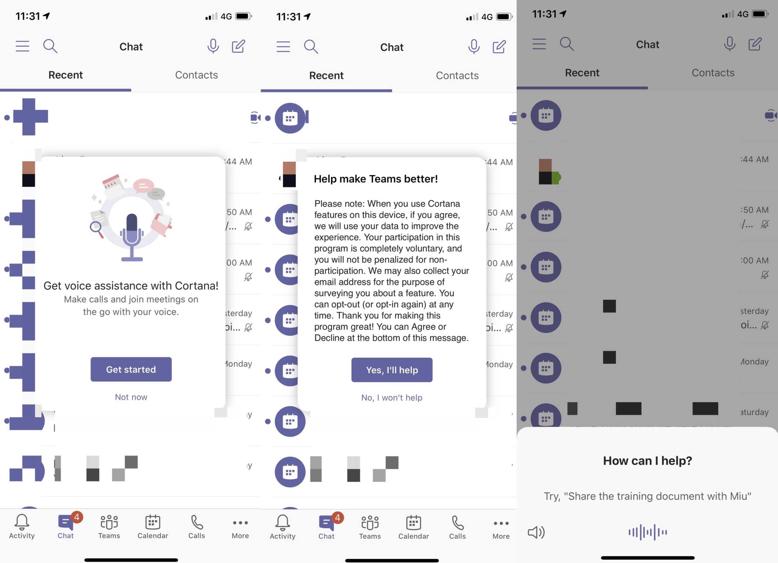 Microsoft Teams Together mode makes meetings more engaging using AI segmentation technology