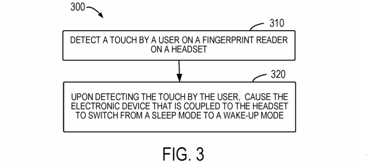 surface headphone patent
