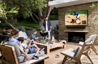 The Terrace, Samsung's outdoor TV that can withstand sunlight, water and dust 18