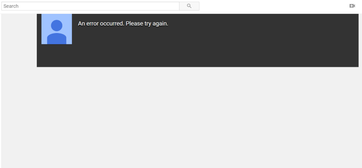 It's not just you, YouTube is down for users around the world 1