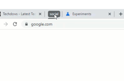 Google Chrome's collapsing tab groups will finally bring browser tabs under control 1