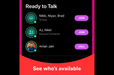 Facebook new CatchUp app aims to eliminate phone tag 5
