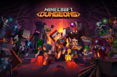 Minecraft Dungeons SSD glitch