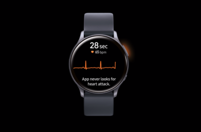 samsung galaxy watch active 2 ecg
