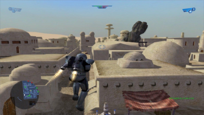 Online Multiplayer Returns To The Original Star Wars