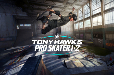 tony hawk's pro skater 1 and 2 remasters