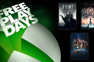 xbox free play days hunt showdown stellaris jump force