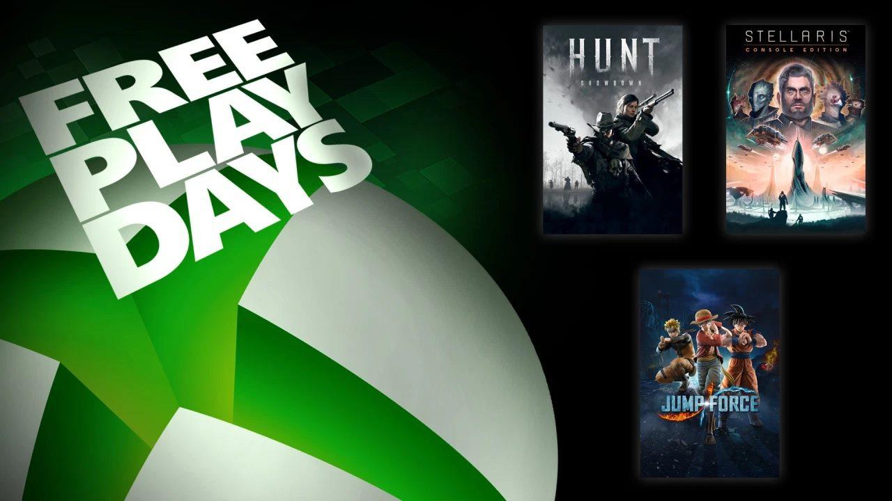 Hunt Showdown ed altri due giochi nei Free Play Days del fine settimana