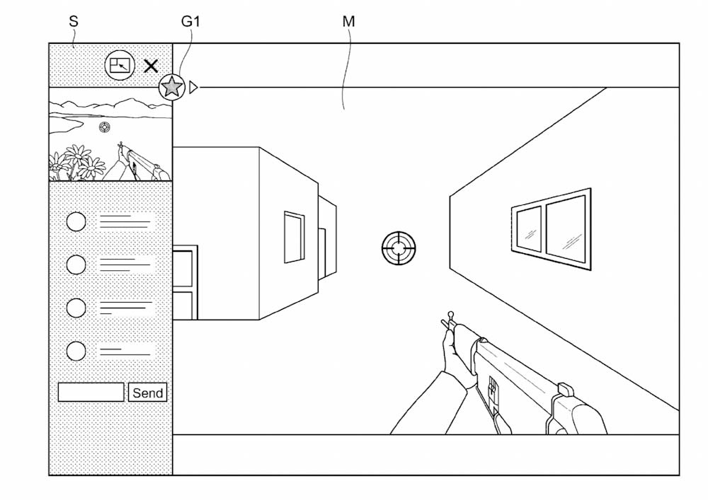 PlayStation 5 PS5 patent Xbox One Snap