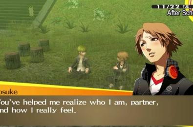 Persona 4 Golden Yosuke romance mod