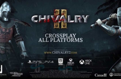Chivalry 2 Xbox Series X PlayStation 5 PS5 cross-play
