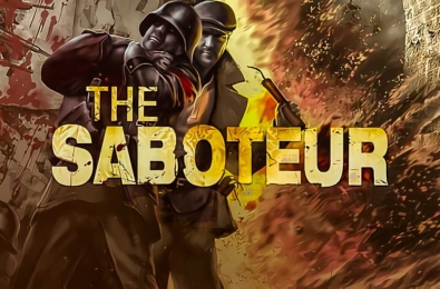 The Saboteur Banner game
