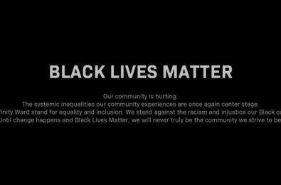 CoD loading screens Black Lives Matter