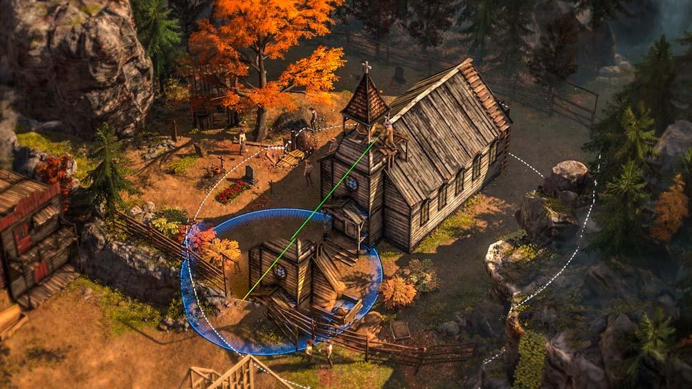 Desperados 3 gameplay