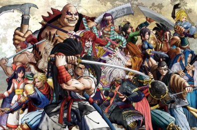 Samurai Shodown PC review port