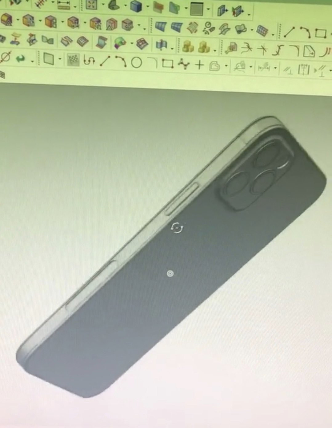 New iPhone 12 leak suggests a more angular design