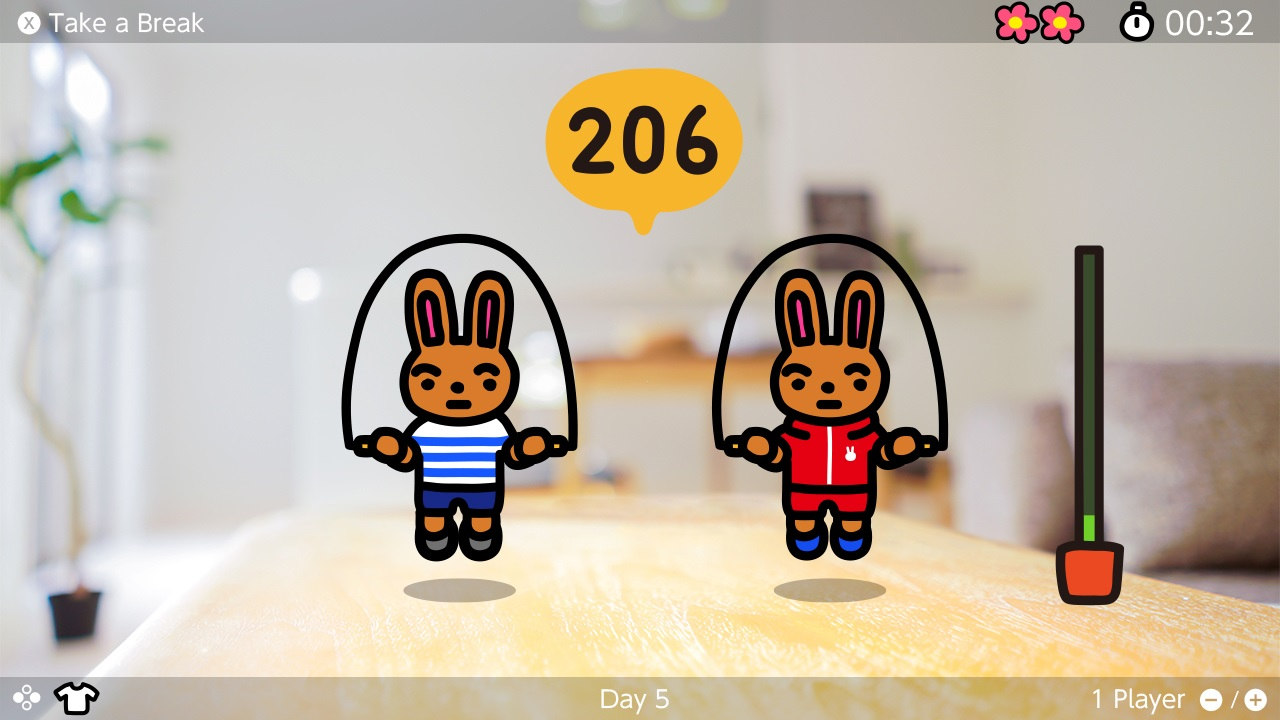 jump rope challenge switch two player