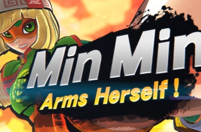 min min arms super smash bros ultimate