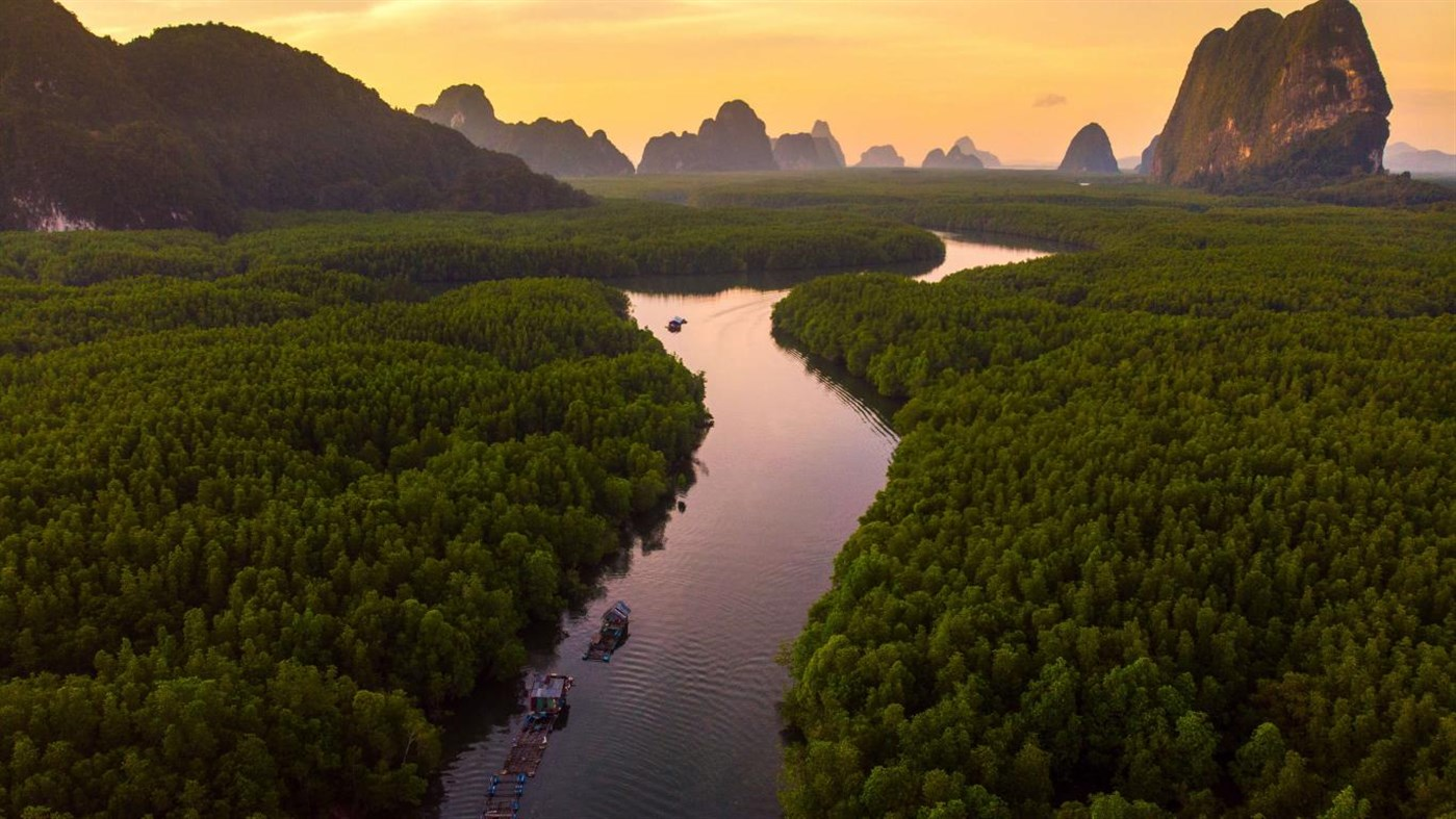 Take A Relaxing World River Tour With This New Free Premium 4k Wallpaper Packs For Windows 10 Mspoweruser