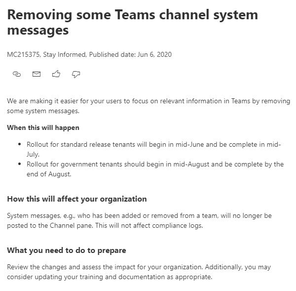 teams pollution