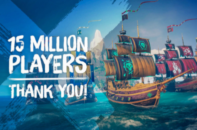 Sea of Thieves Steam 15 million players