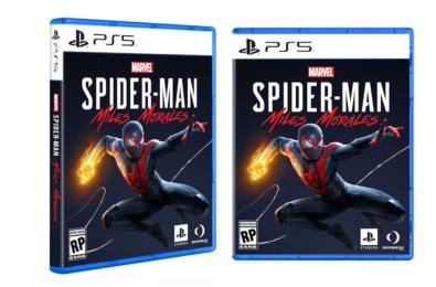 PlayStation 5 case design box art