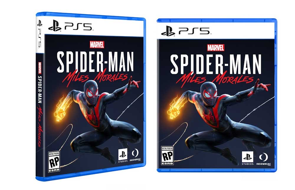 PlayStation 5 kasa tasarımı kutu resmi