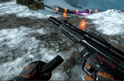 Frostpoint inXile Xbox VR