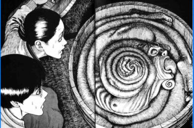 Junji Ito Uzumaki Hideo Kojima horror game