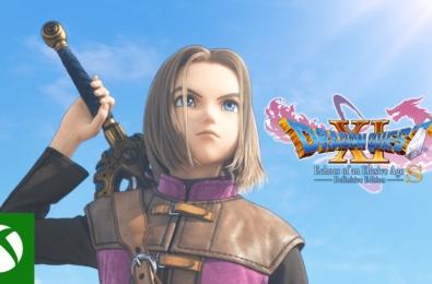 Dragon Quest XS I