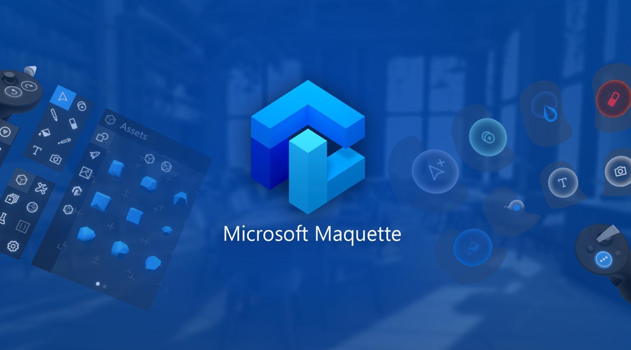 Microsoft Maquette