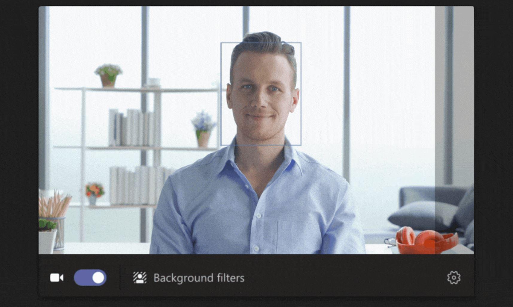 Video Filters Microsoft Teams